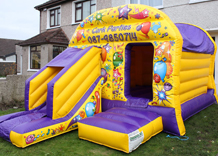 Bouncy Castle with slide Cork City