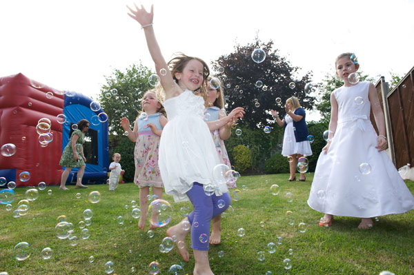 Bubble Machine Hire Cork