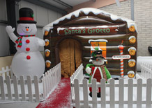 Santa Grotto Hire Cork City and County