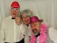 Photo Booth Hire For Weddings