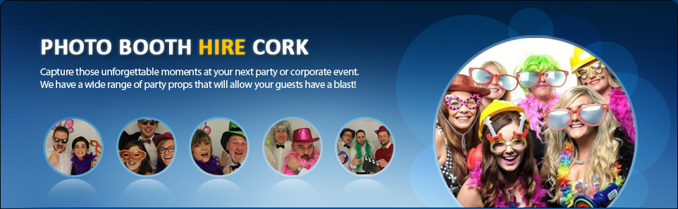 Photo Booth For Hire in Cork City and County