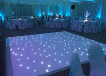 Sparkle Dance Floors For Hire in Cork For Communion and Confirmation Parties